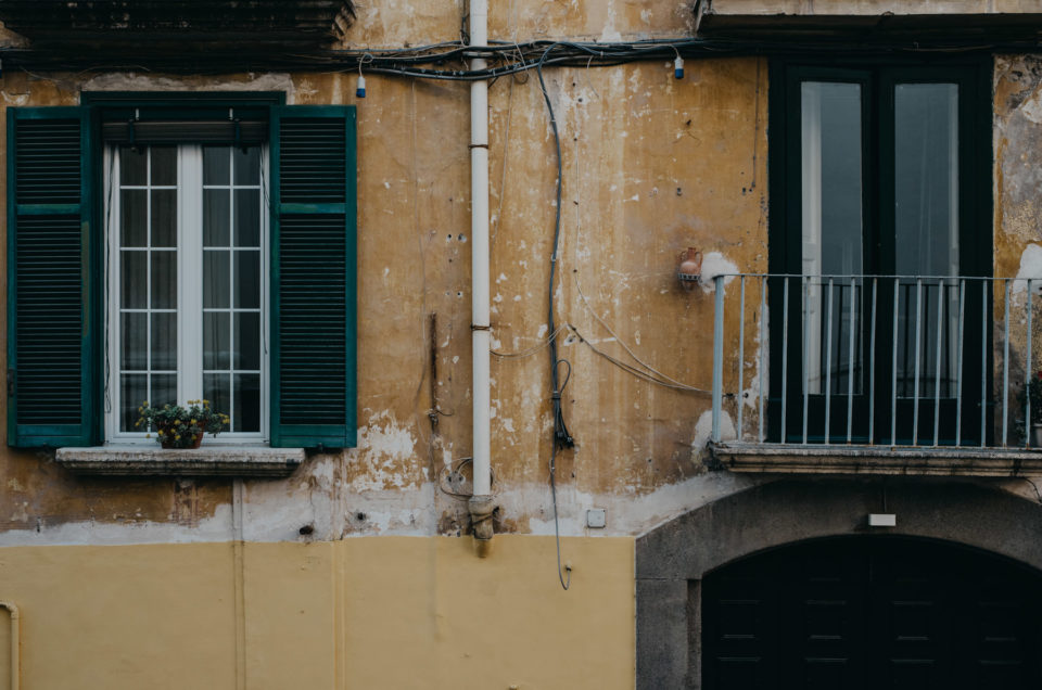 24 HOURS IN SALERNO