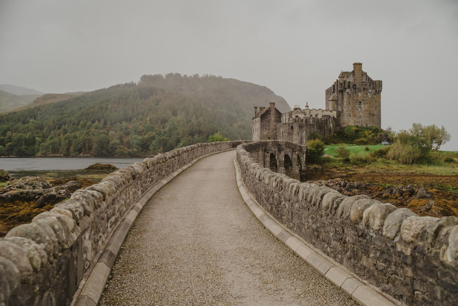 Scottish Highland and castles